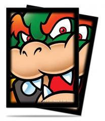 Super Mario: Bowser Deck Protector sleeves 65ct