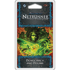 Android: Netrunner Data Pack - Democracy and Dogma