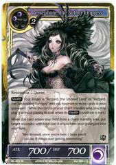Persephone, the Nether Empress - SKL-075 - SR - 1st Edition (Foil)