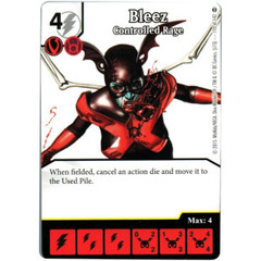 Bleez - Controlled Rage (Die & Card Combo)