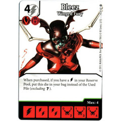 Bleez - Winged Fury (Die & Card Combo)