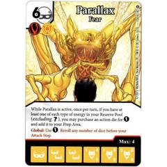 Parallax - Fear (Die & Card Combo)