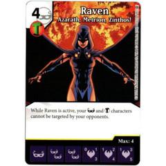 Raven - Azarth, Metrion, Zinthos! (Die & Card Combo)