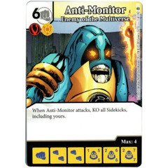 Anti-Monitor - Enemy of the Multiverse (Card Only)