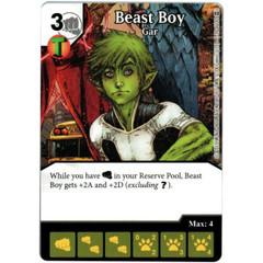 Beast Boy - Gar (Card Only)