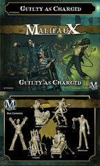 Guilty as Charged - Jack Daw Box Set