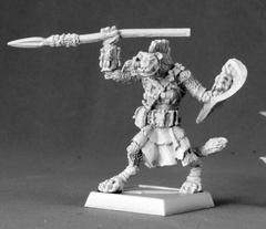 Gnoll Raider, Krgir