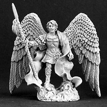 Achiah, Male Angel
