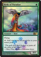 Birds of Paradise (Magic 2011 Box Promo) on Channel Fireball