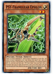 PSY-Framegear Epsilon - HSRD-EN033 - Common - 1st Edition