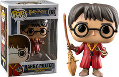 #08 - Quidditch Harry Potter