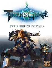 Fantasy Age: Titans Grave - The Ashes of Valkana