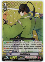 Ishikirimaru - G-TB01/009EN - RR on Channel Fireball