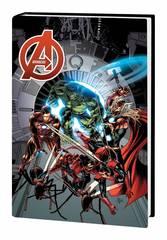 Avengers By Jonathan Hickman - Volume 3