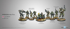 USAriadna Army Pack (280007-0540)