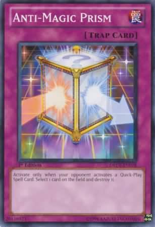 Anti-Magic Prism - DREV-EN078 - Common - 1st Edition