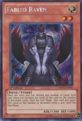 Fabled Raven - DREV-EN091 - Secret Rare - 1st Edition