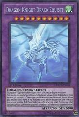 Dragon Knight Draco-Equiste - DREV-EN038 - Ghost Rare - 1st Edition
