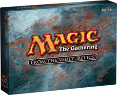 From the Vault: Relics Box Set on Channel Fireball