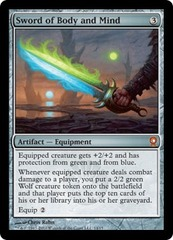 Sword of Body and Mind - Foil on Channel Fireball