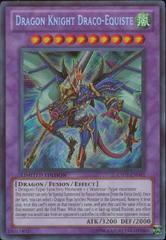 Dragon Knight Draco-Equiste - CT07-EN003 - Secret Rare - Limited Edition