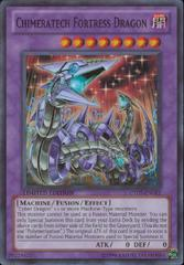 Chimeratech Fortress Dragon - CT07-EN013 - Super Rare - Limited Edition