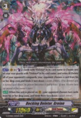 Docking Deletor, Greion - G-CMB01/005EN - RRR on Channel Fireball
