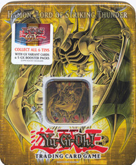 Hamon, Lord of Striking Thunder 2006 Collectors Tin