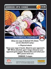Android 19's Choke - Foil