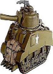 #025 Veteran M4 Sherman Rhino