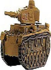 #030 Panzer III Ausf. F