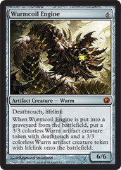 Wurmcoil Engine on Channel Fireball