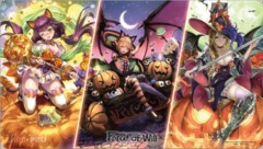 Force of Will Halloween Playmat