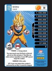 Goku - Calm - Foil