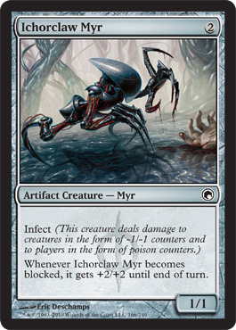 Ichorclaw Myr