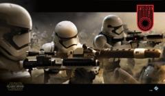 FFG Star Wars: Playmat - First Order