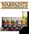 Warpaints: Wargamer Starter Paint Set - Black Primer