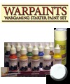 Warpaints: Wargamer Starter Paint Set - White Primer