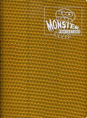9-Pocket Monster Binder - Holo Gold