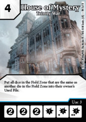 House of Mystery, Trinity War (Card Only)