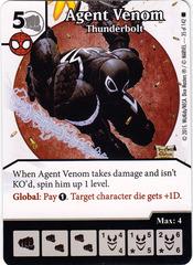 Agen Venom - Thunderbolt (Card Only)