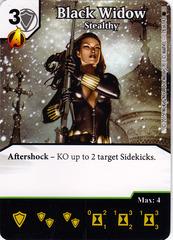 Black Widow - Stealthy (Die & Card Combo)