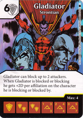 Gladiator - Stronian (Card Only)