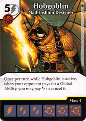 Hobgoblin - Mad Fashion Designer (Card Only)
