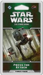 Star Wars: The Card Game Expansion Pack - Press the Attack