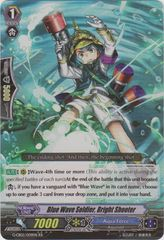Blue Wave Soldier, Bright Shooter - G-CB02/009EN - RR on Channel Fireball