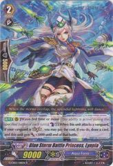 Blue Storm Battle Princess, Lynpia - G-CB02/018EN - R on Channel Fireball