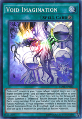 Void Imagination - CORE-EN063 - Super Rare - Unlimited Edition