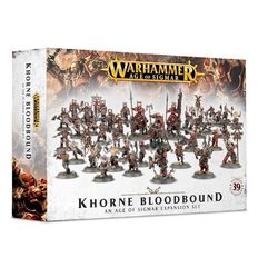 Age of Sigmar Expansion: Khorne Bloodbound