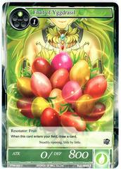 Fruit of Yggdrasil - TTW-059 - C - 1st Edition on Channel Fireball